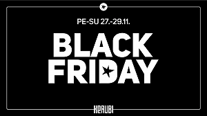 Kerubin Black Friday 27.-29.11.