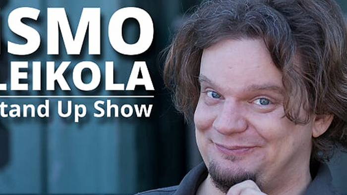 Kerubin Stand Up Special: Ismo Leikola Stand Up -Show