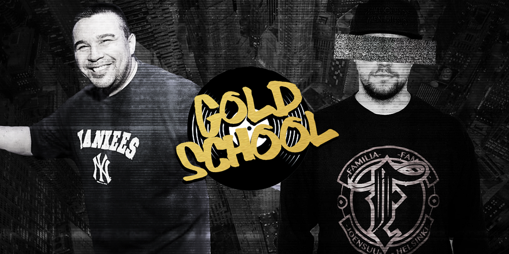 Gold School: Throwback Hiphop & RnB | DJ Panic & DJ Howl