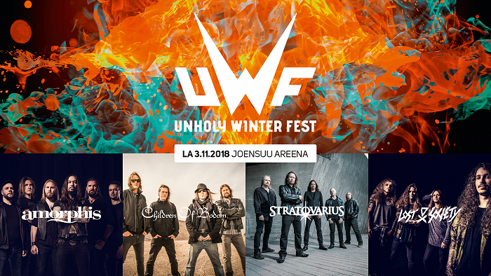 Unholy Winter Fest 2018